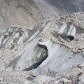 Glacier are uncomfortable treks